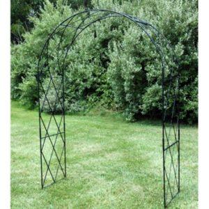 Latticework Garden Arch from A Garden Place